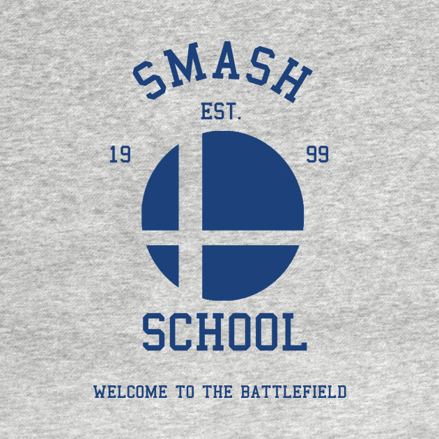 Smash School (Blue)